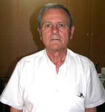 Ο μέχρι πρότινος αντιπρόεδρος του Δ.Σ. του Νοσοκομείου Κομοτηνής κ. Αθανάσιος Χηράκης